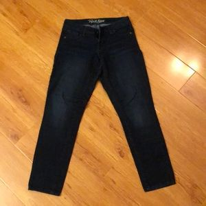 Old Navy Rock Star Jeans - 4 petite